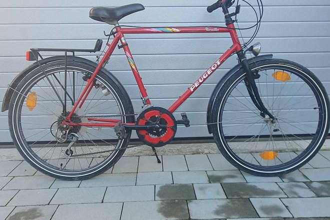 Biciklo Peugot
