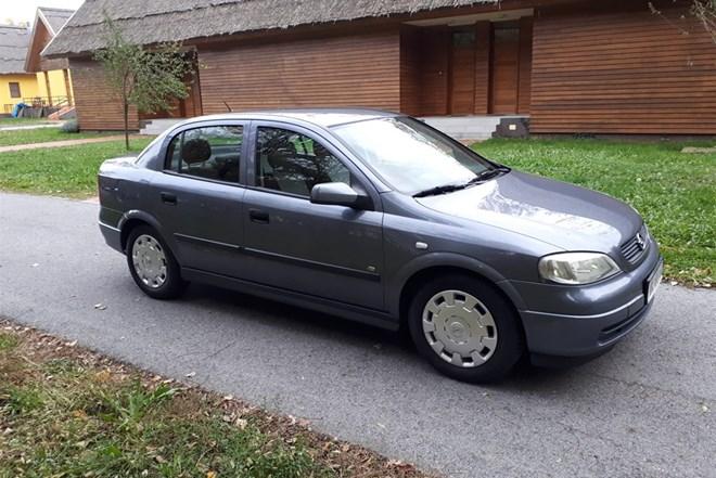 Opel Astra Classic 1,7 CDTI, 2006.god.,reg.10./2020.,klima,abs...