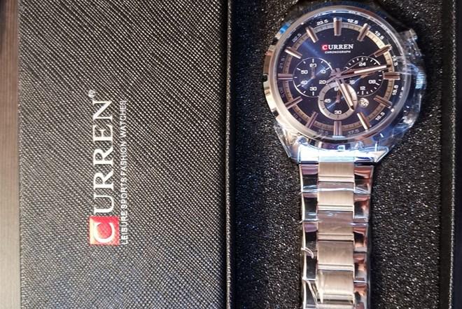 Muški sat CURREN 8355, novo u kutiji