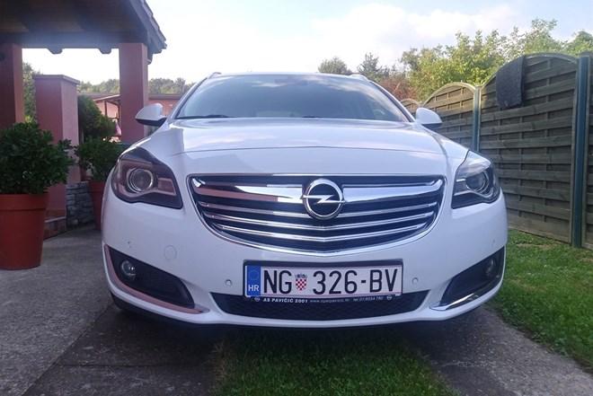 Opel Insignia karavan 2.0cdti