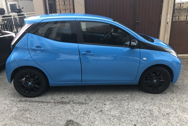 Toyota Aygo 1.0 special edition