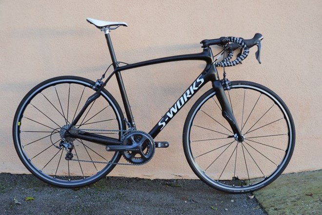 Specialized S-Works Roubaix, ful carbon, 2x11, vel. 56