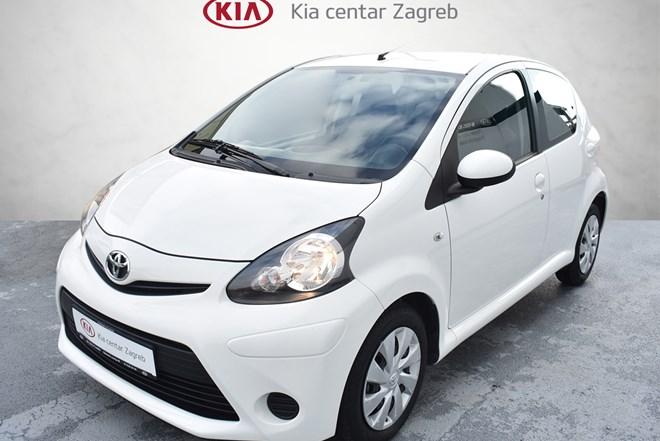 Toyota Aygo 1.0 VVT-I DYNAMIC, 2 GODINE GARANCIJE