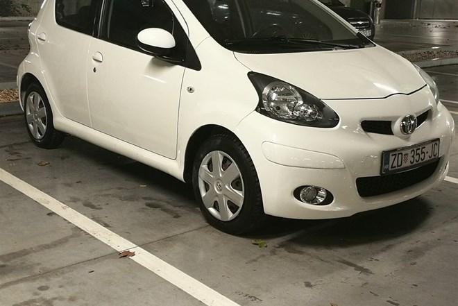 Toyota Aygo 1.0 VVTI