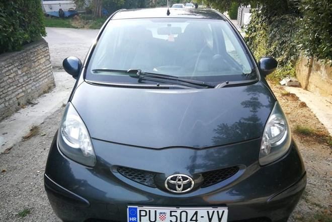 Toyota Aygo 1.0 VVTI**NOVE GUME**