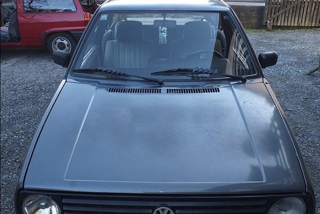 VW Golf II 1.6cx