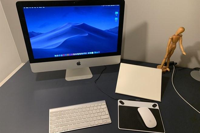 iMac 21,5 Late 2012 CTO model