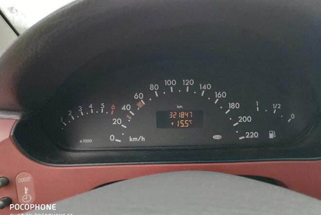 Mercedes-Benz A-klasa 1,4 benzin plin elegance