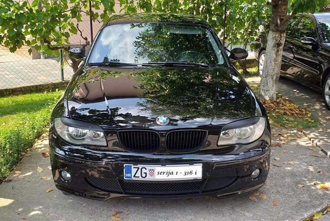 """BMW serija 1 - 316 i..REG 8/20..ALU 17""""..TONIRANA STAKLA..NIJE UVOZ..SERVISNA KNJIGA..ODLIČAN..4999 €"""