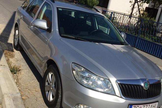 Škoda Octavia Combi 16 tdi