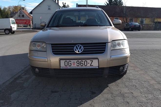 VW Passat Variant 1.9 TDI, HIGHLINE