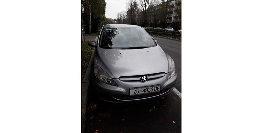Peugeot 307 1.6.HDI