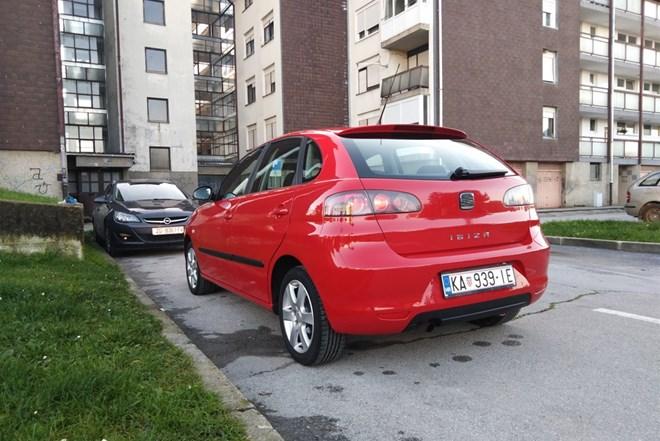 Seat Ibiza 16 sport reg 1 god vlasnica nije uvoz