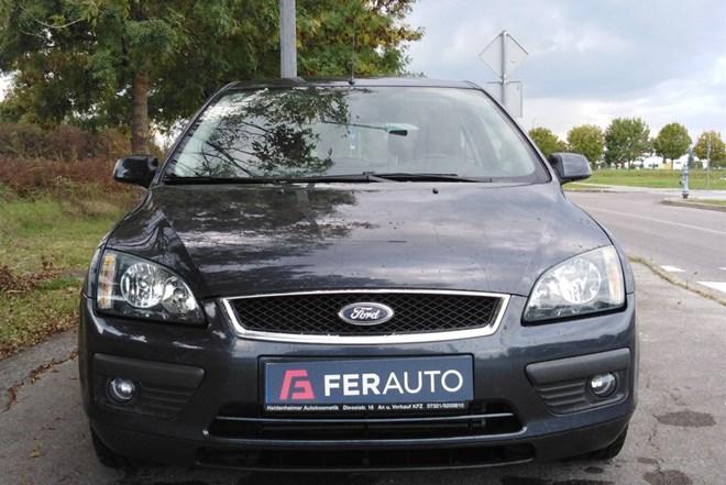 Ford Focus 1.6 TDCi 2006.