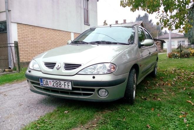 Renault Megane Classic 1.6 16v