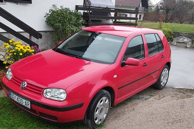 VW Golf IV 1.9 SDI Edition