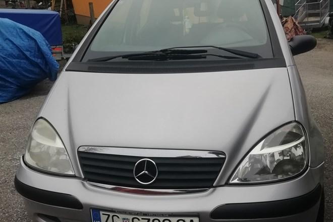 Mercedes-Benz A-klasa 160 CDI