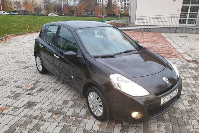 Renault Clio 1.2 16v  Kupljen u HR,Samo 48 000Km,Servo,Klima,Maglenke,Muzika,Alu-Felge,El.Podizaci