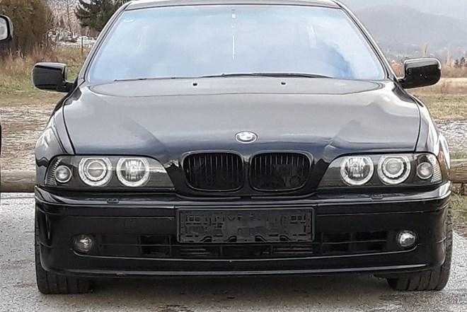 BMW serija 5 530d facelift