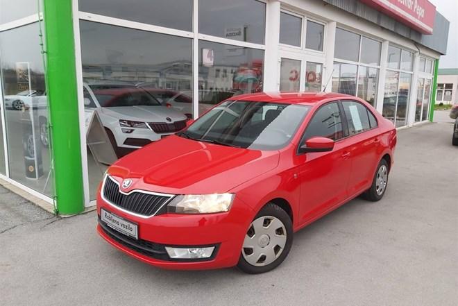 Škoda Rapid Ambition 1.6 TDI 77kW (nema troška prijepisa)