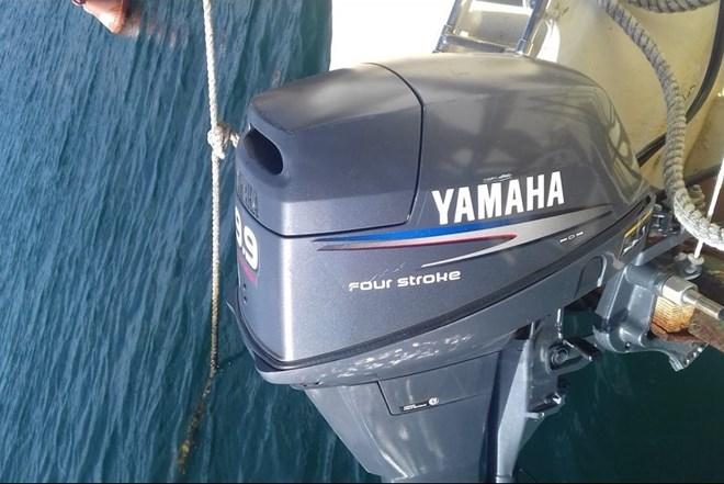 Yamaha 9.9 high trust, el.start, komande, extra duga noga, 4- takta **TOP STANJE**