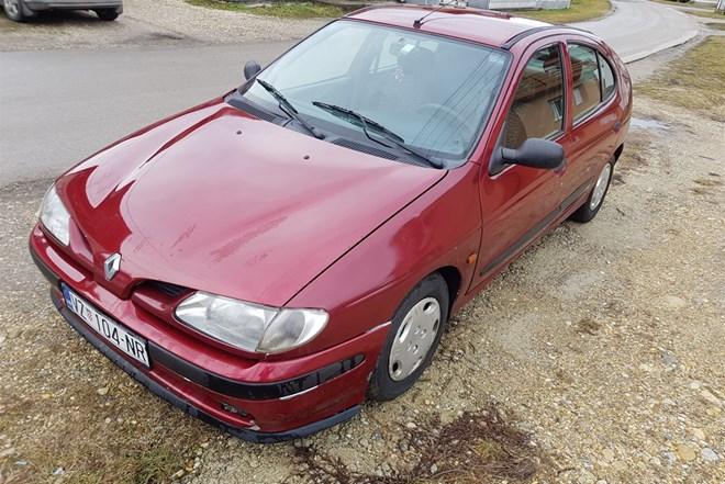 Renault Megane RN 1.6 e *CIJENA 450 EURA I NIJE FIKSNA*