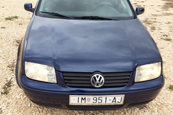 VW Bora 1.6