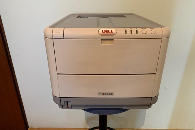 PRINTER OKI 3450