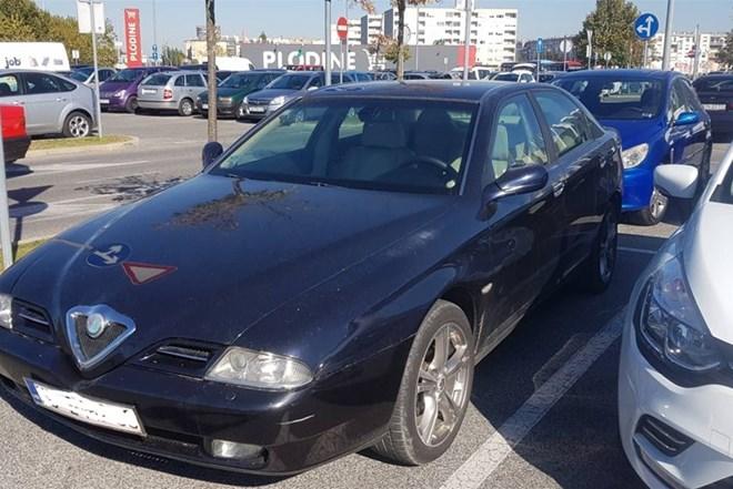Alfa Romeo 166 2.0+PLIN,MOŽE ZAMJENA,KOMBINACIJE,RATE---FULL OPREMA,NOVA REGISTRACIJA---