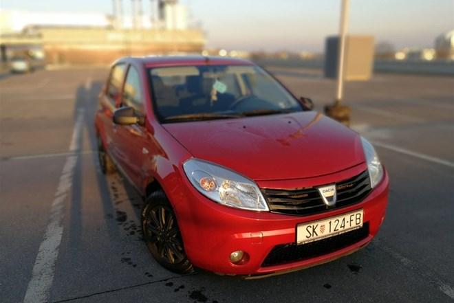 Dacia Sandero 1.4 MPI Ambiance HITNO!