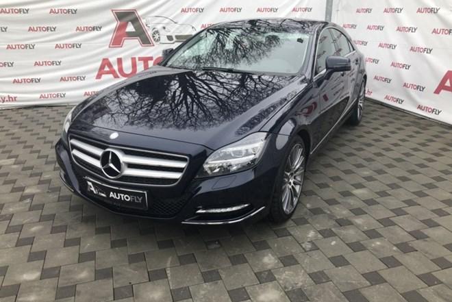 "Mercedes-Benz CLS klasa 250 CDI, Navigacija,Led,19"" Alu,reg. god. dana"