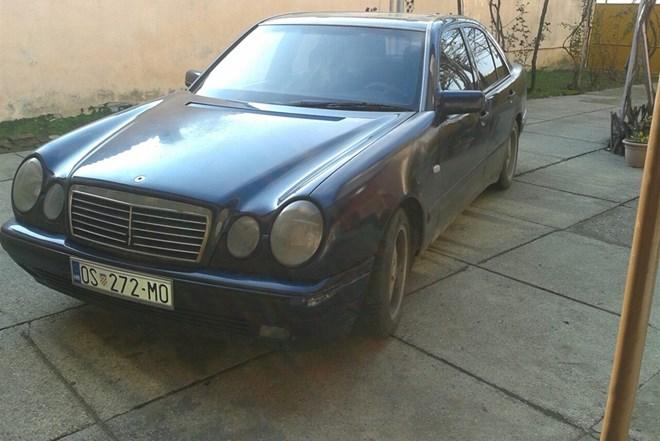Mercedes-Benz E-klasa 200 plin reg. 7/19
