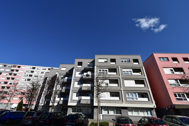 JARUŠČICA - Ul. Jaruščica,odmah useljiv,50,43 m2,1. kat, BEZ POREZA!