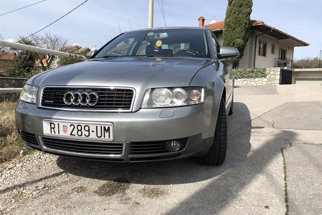 Audi A4 2.5 TDi Quattro