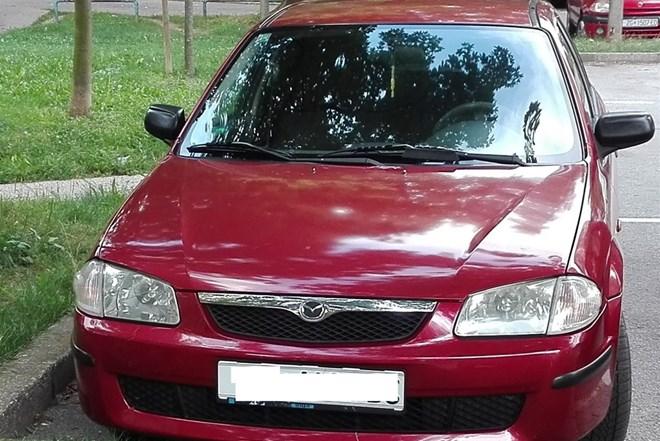 Mazda 323 F 1.3i 75ks PLIN + POKLON
