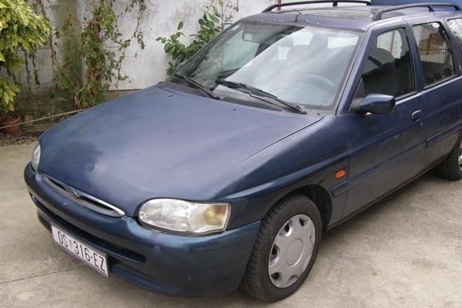 Ford Escort Karavan 1,6 16v Gia