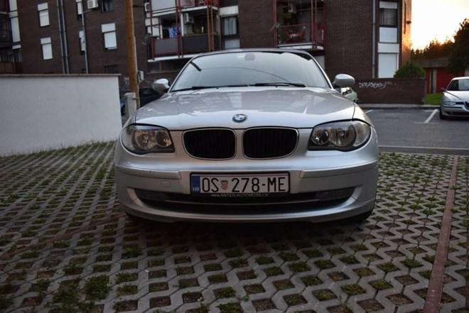 BMW serija 1 118d Sport