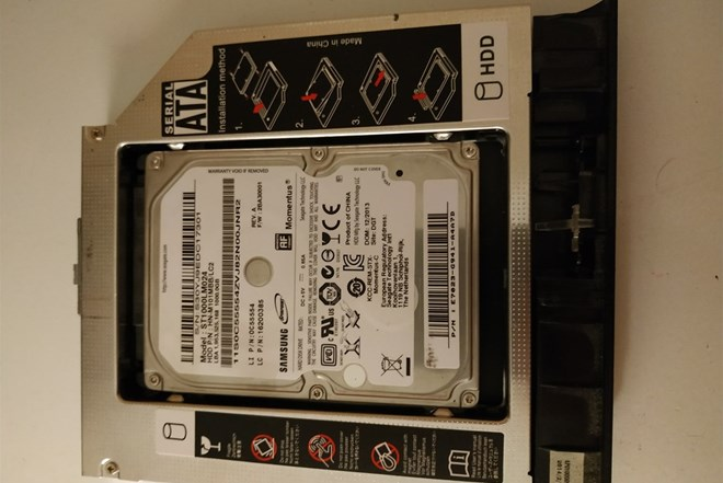 Seagate Samsung 1TB Hard disk ( HDD )