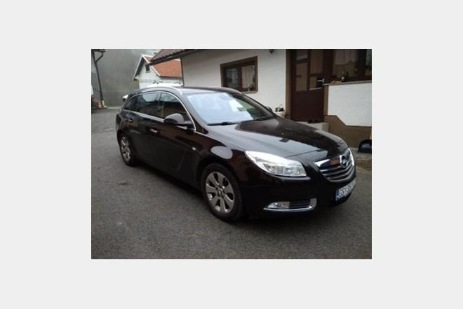Opel Insignia karavan 2.0