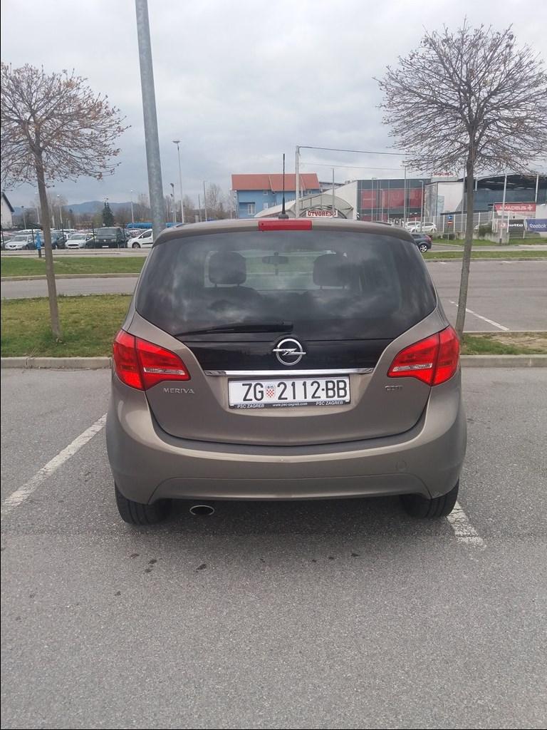 Opel Meriva Meriva 1.7 CDTI 101CV Enjoy usate su Usato ...