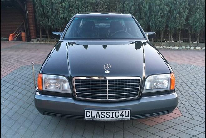Mercedes-Benz S klasa W 140 300 SE 34,000 km