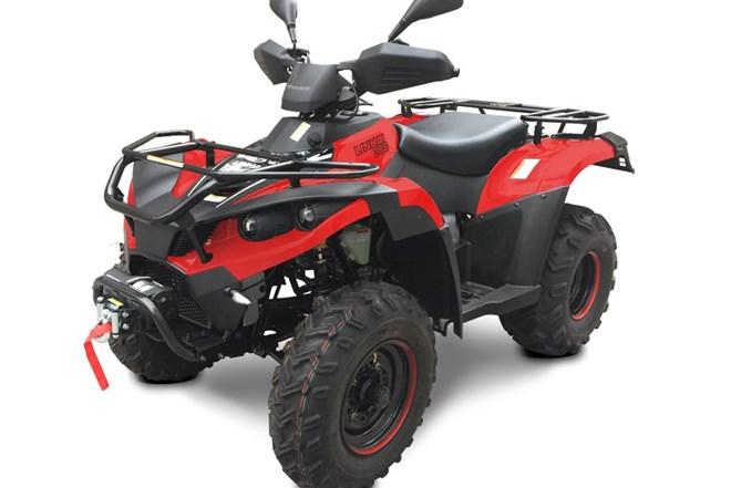LINHAI ATV 300-D 4X4 T3b