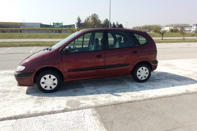 Renault Scenic 1,6