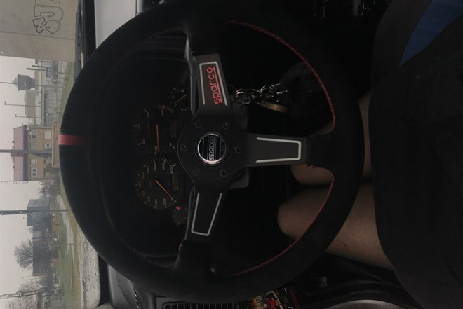 Sparco 368 sportski volan