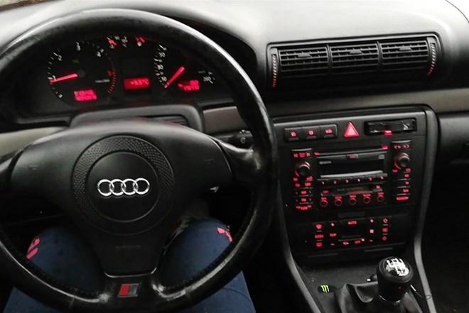 Audi A4 Avant 2.5tdi s line zamjena za manji auto
