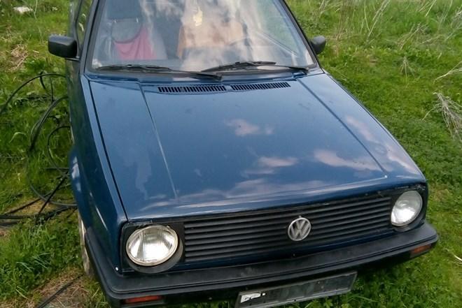 Dvije VW Golf II 1.6 d komplet ili za djelove