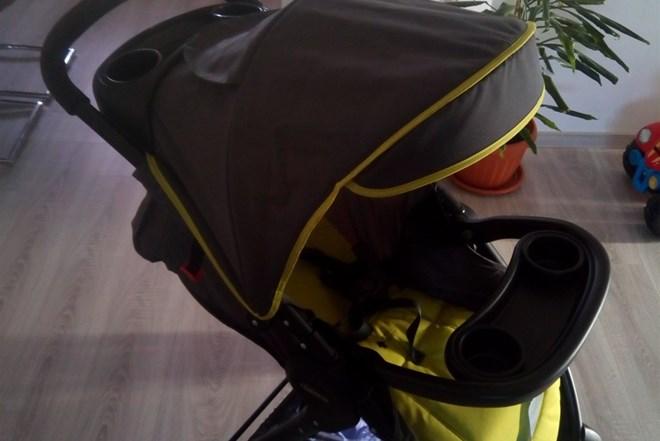 Dječja kolica Graco Fast Action Fold Stroller
