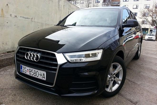 Audi Q3 2.0 TDI Quattro Sport Edition Exclusive POVOLJNO! ZAMJENA! NEMA5%