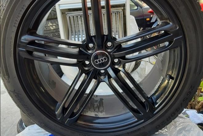 "Audi 20"""