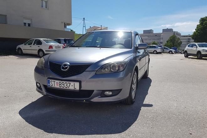 Mazda 3 1.6 sport 110 TE